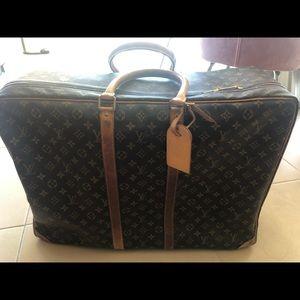 Louis Vuitton Monogram Sirius Suitcase Luggage